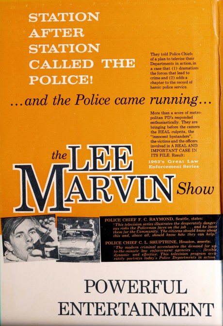 Lee Marvin Show 1