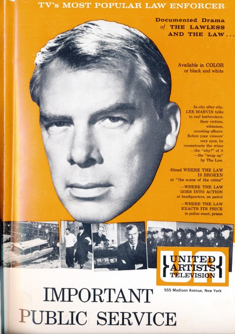 Lee Marvin Show  2