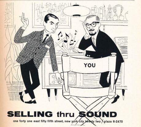 Selling thru Sound