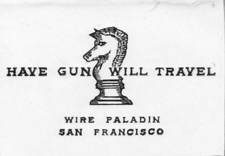 Paladin-Card