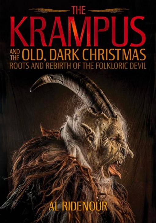 The Krampus and the Old Dark Christmas_Video Book Trailer