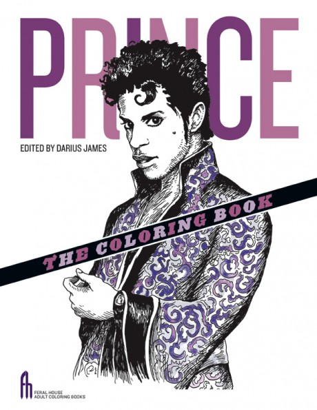 Prince Coloring Book